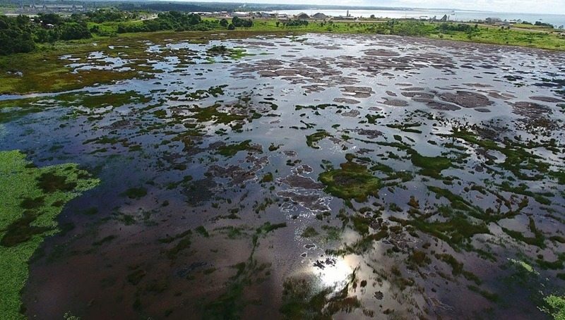 Hồ Pitch là hồ nhựa đường tự nhiên lớn nhất trên trái đất