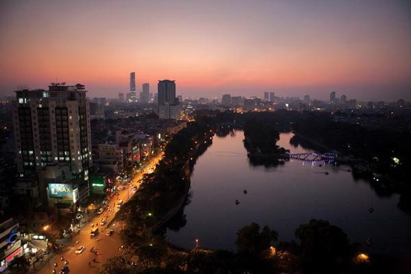 Vẻ đẹp hoàng hôn Việt qua ống kính người nước ngoài