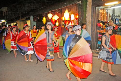 Hội An sẽ diễn ra lễ hội đường phố đón năm mới 2014
