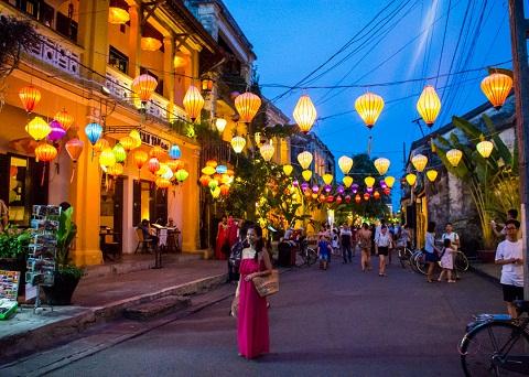 Hội An điểm đến du lịch Quảng Nam nổi tiếng