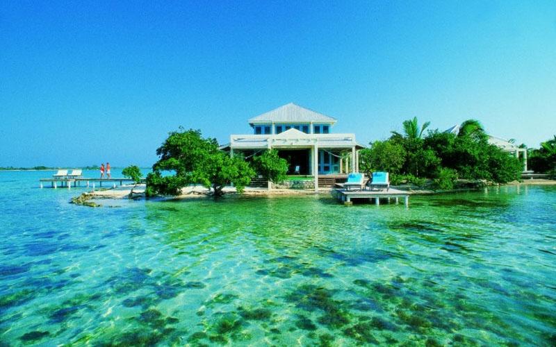 10 hòn đảo hoang sơ đẹp nhất vùng biển Caribe