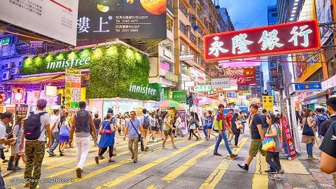 Hồng Kông sầm uất vào bất kỳ thời gian nào trong năm
