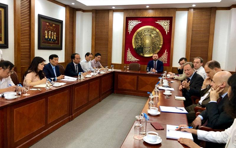 Triển khai hiệu quả hợp tác văn hóa giữa Việt Nam - Châu Âu