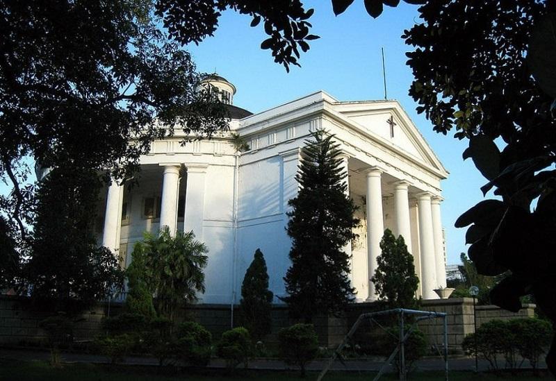 Nhà thờ Immanuel ở Jakarta, Indonesia
