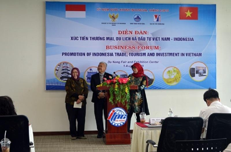 Đẩy mạnh xúc tiến thương mại, du lịch và đầu tư Việt Nam – Indonesia