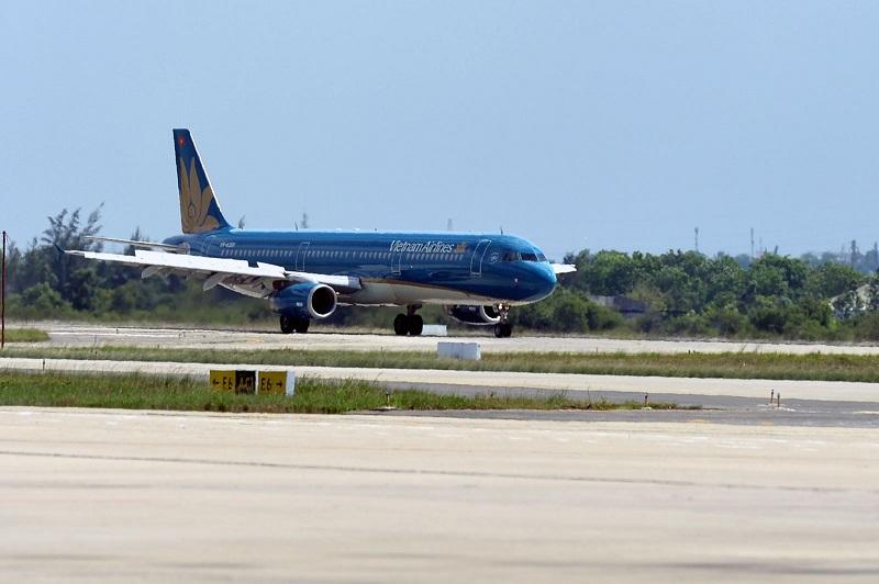 Vietnam Airlines điều chỉnh kế hoạch khai thác do ảnh hưởng thời tiết xấu