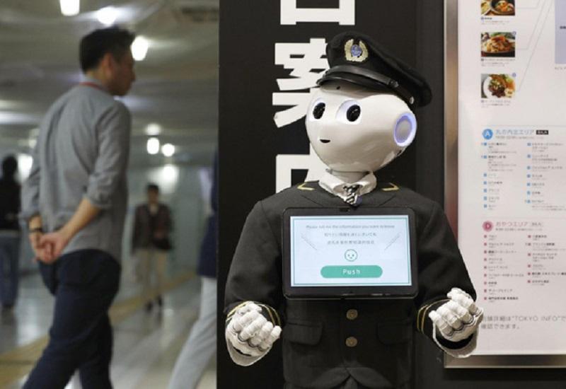 robot nhật bản