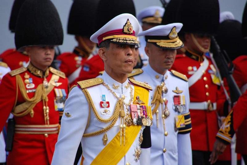 Lễ đăng quang vua Thái Lan