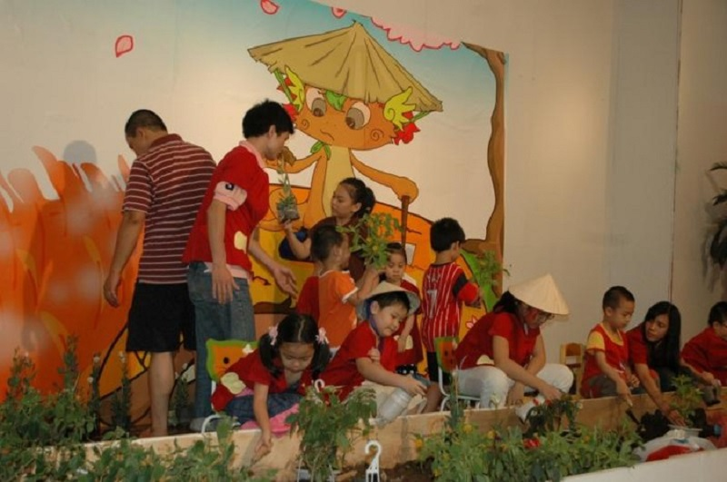 thế giới tuổi thơ