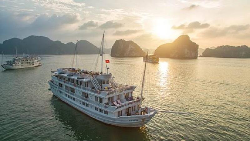 Du thuyền Paradise Cruises