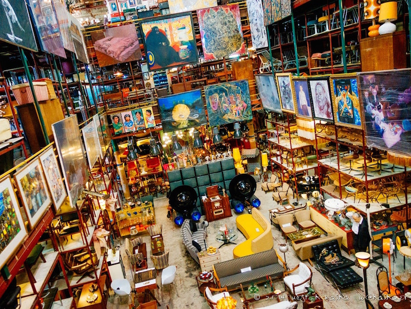 một ngày ở Bangkok