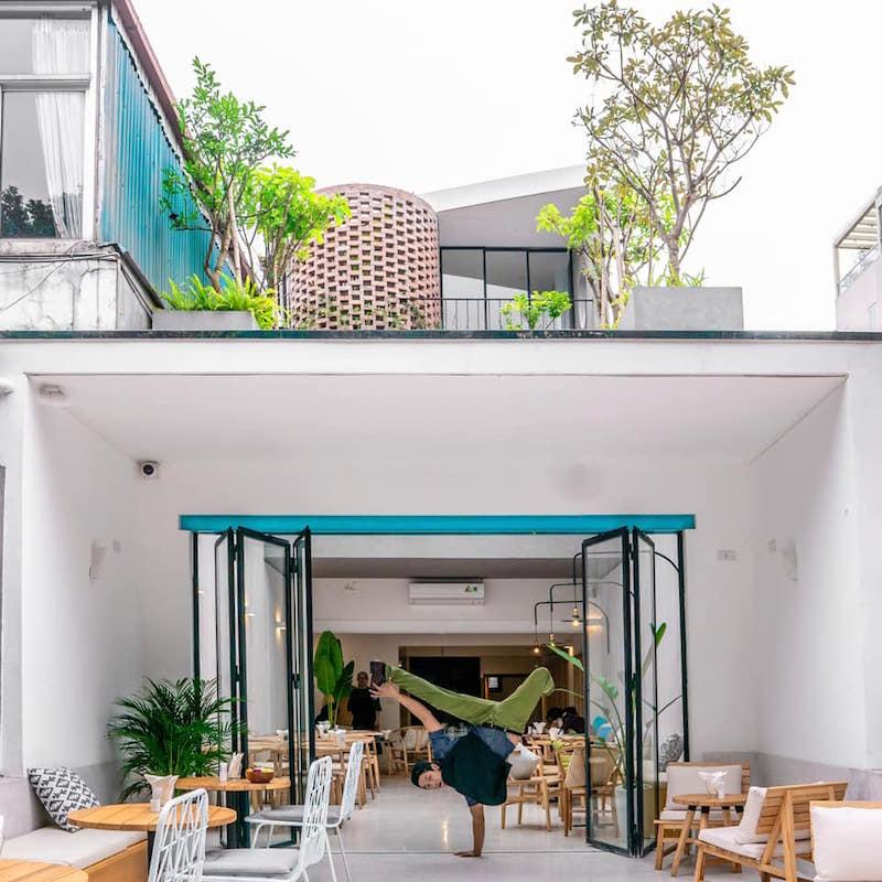 nhà hàng Poke Hanoi