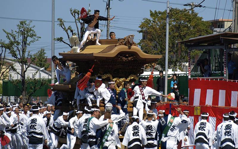 Những lễ hội kỳ lạ ở Nhật Bản khiến du khách sửng sốt