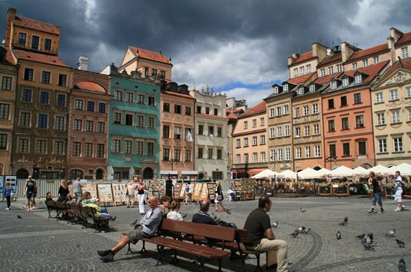Thành phố Warsaw