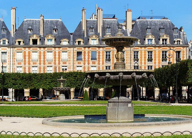 Quảng trường Vosges
