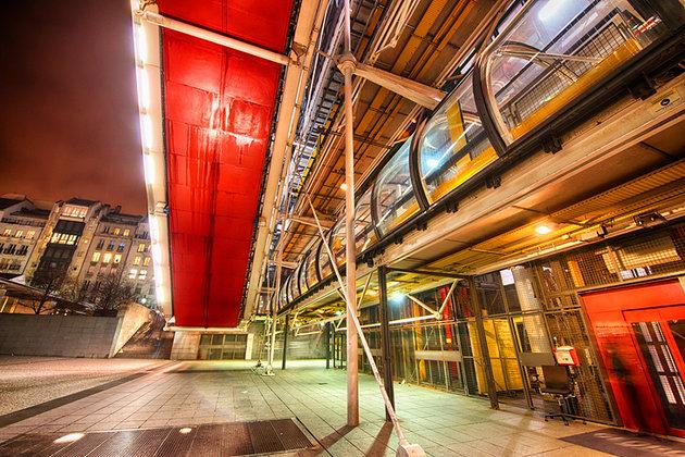 Trung tâm nghệ thuật và văn hóa quốc gia Georges-Pompidou