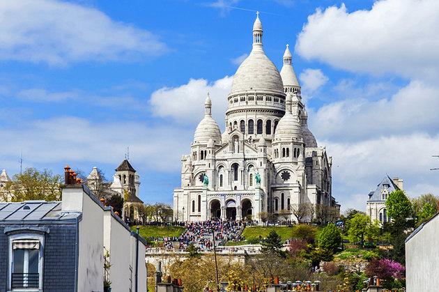 Vương cung thánh đường Sacré-Cœur