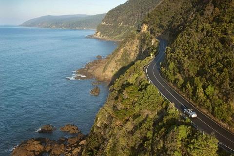 Lái xe dọc cung đường biển Great Ocean Road