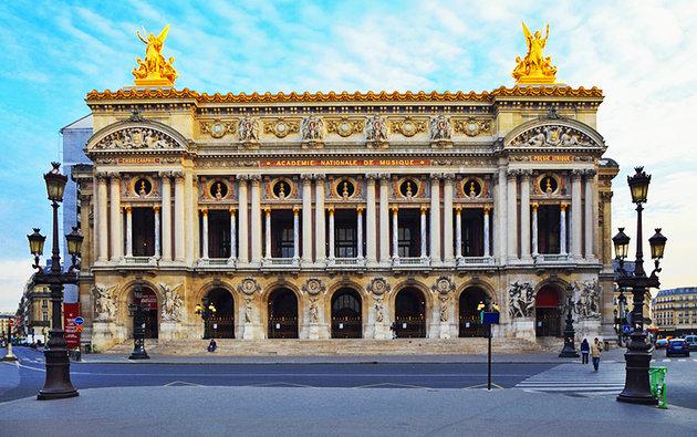 Nhà hát Opéra Garnier