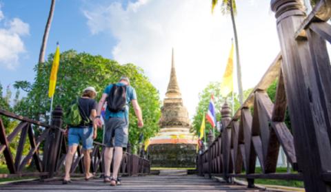 Du lịch trăng mật tại Thái Lan