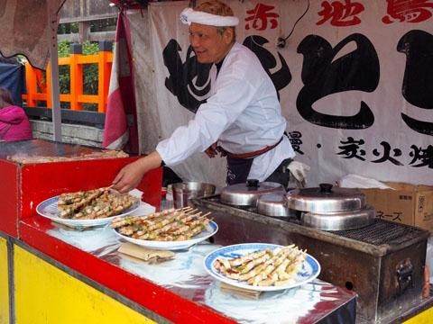 ẩm thực đường phố Nhật