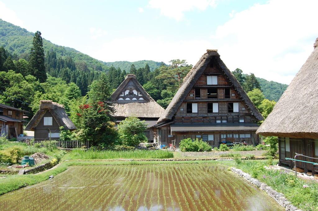 Kết quả hình ảnh cho ngôi làng shirakawago