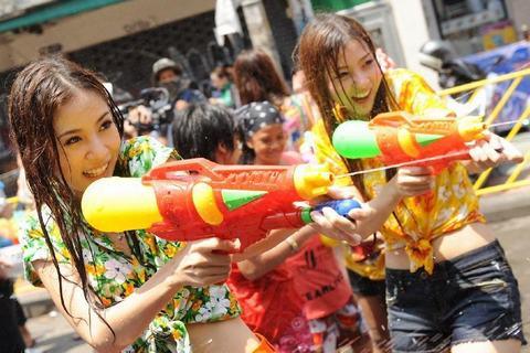 Songkran-Thái-Lan