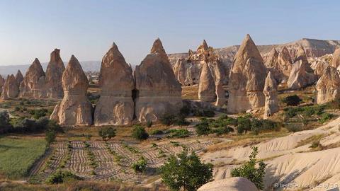Núi đá Fairy Chimneys, Thổ Nhĩ Kỳ