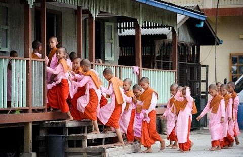 Những lí do để đến Myanmar