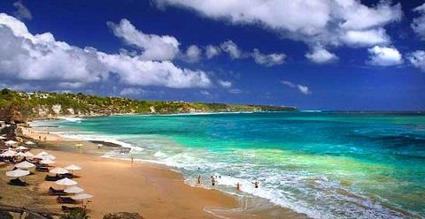 Bãi biển Dreamingland