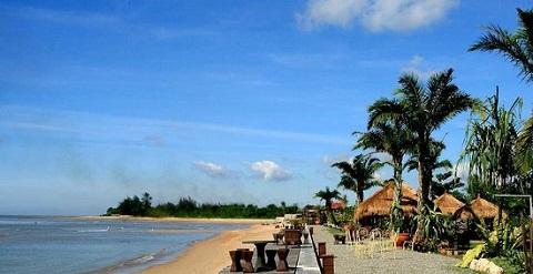Bãi biển Balikpapan,