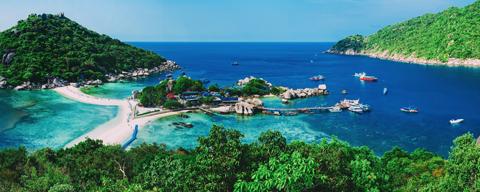 Bãi biển Ko Nang Yuan