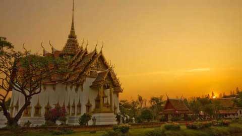 Cố đô Sukhothai.