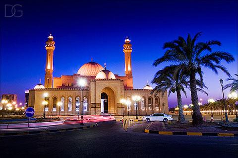 Nhà thờ Al-Fateh Grand ở Bahrain