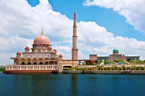 Nhà thờ Putrajaya, Malaysia
