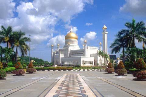 Nhà thờ Sultan Omar Ali Saifuddin, Brunei