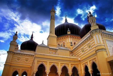 Nhà thờ Zahir, Malaysia
