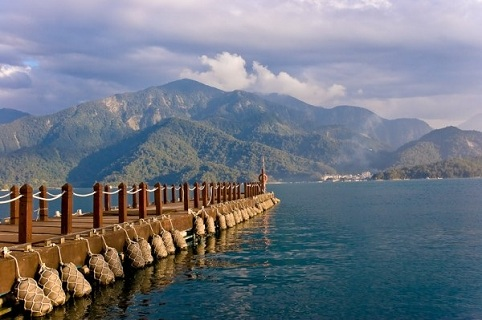 Vẻ đẹp Hồ Nhật Nguyệt Đài Loan
