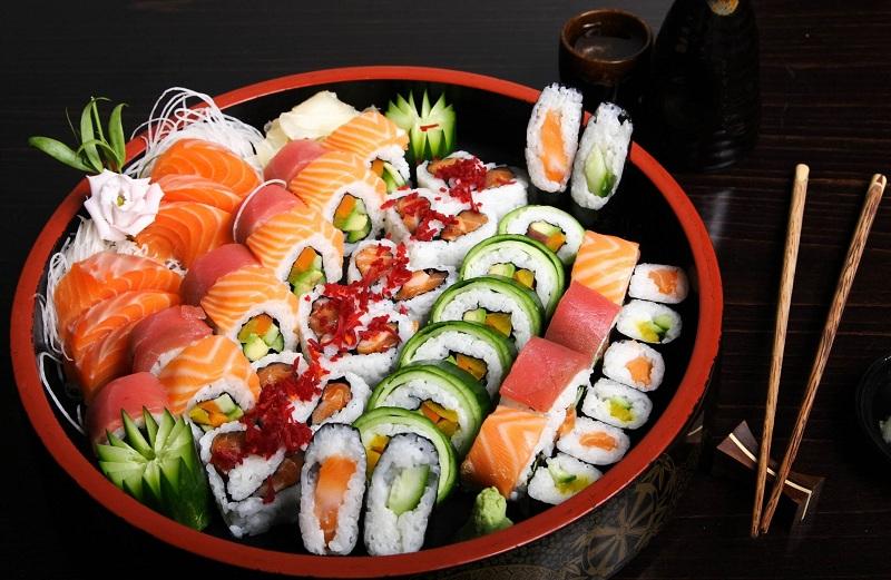 Món ăn làm nên sự nổi tiếng của người Nhật