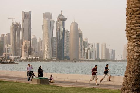 Qatar-có-lượng-khí-CO2-cao-nhất-thế-giới
