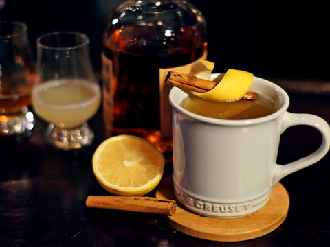 Cocktail Hot Toddy của Scotland