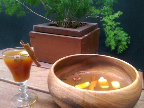 Cocktail Wassail của Anh
