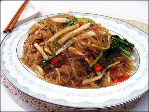 Những món ăn ngày Tết của Hàn Quốc