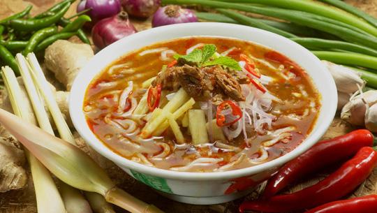 Mỳ Penang Assam Laksa Malaysia