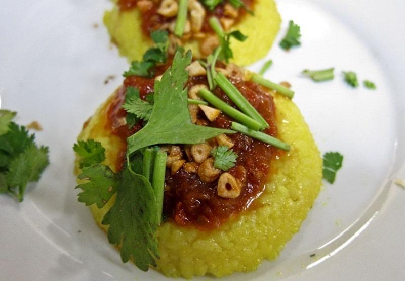 Cơm cá Nga Htamin món ăn của một tộc người ở Myanmar