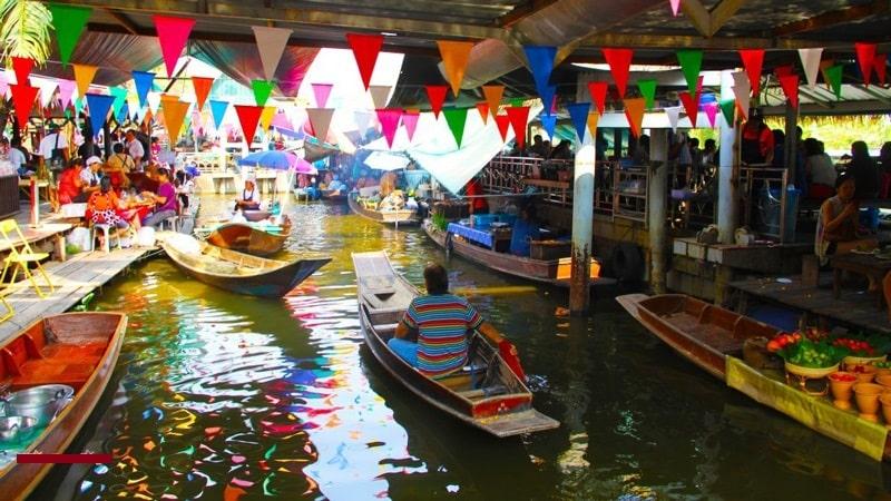 Những chiếc thuyền mang ý nghĩa lịch sử của người Thái