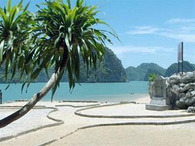 Khu du lịch Bãi Cháy - Hạ Long