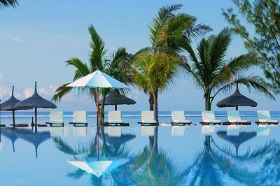Du lịch Bãi Lữ với những bể bơi nhỏ xinh