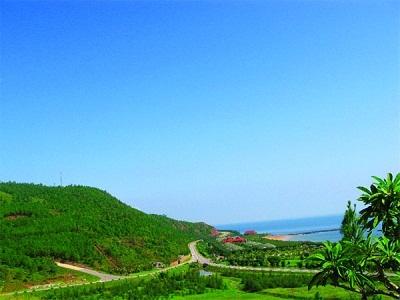 Đường vào biển Bãi Lữ