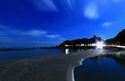 Bãi biển Cửa Lò về đêm